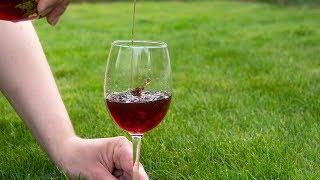 Домашнее сухое вино Классический способ приготовления. Часть 1