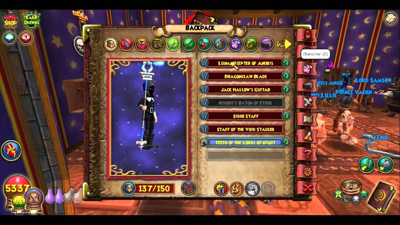 wizard101 central app