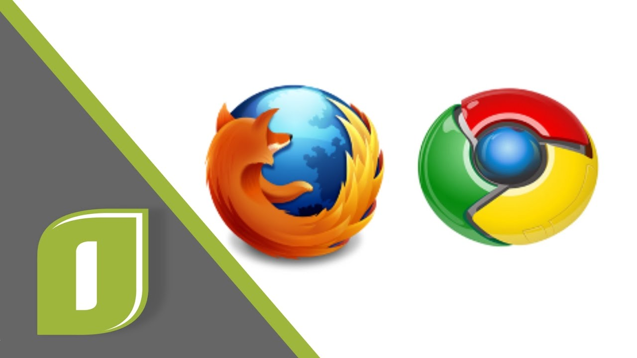 Firefox and Chrome are the best web browsers for productivity.