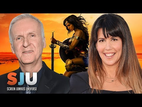 James Cameron Has Strong Words For Wonder Woman - SJU