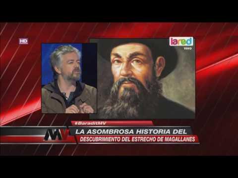 Conoce la magnífica historia del descubrimiento del Estrecho de Magallanes
