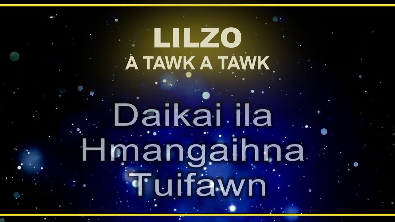 LILZO - A TAWK A TAWK (Full Lyrics Video 2018)