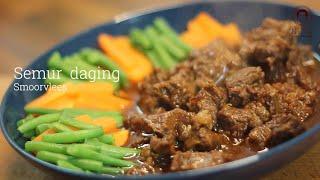 #020  Koken met Nina | Semur Daging