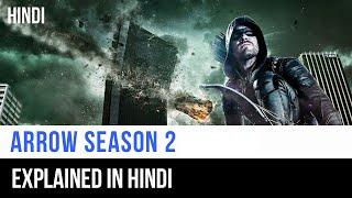 Arrow Season 2 Recap In Hindi   Captain Blue Pirate   Thumb