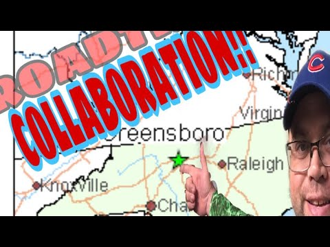 ROADTRIP To GREENSBORO, NC!!