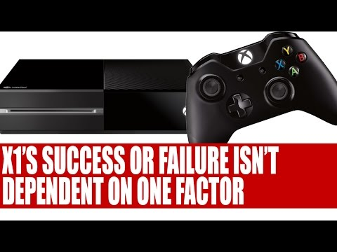 Xbox One's Success & Failure Isn't Linked Purely To Hardware or A Single Factor