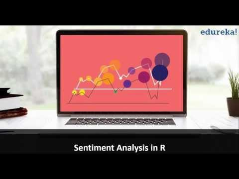 Sentiment Analysis in R | R Tutorial | R Analytics | R Programming | What is R | R language