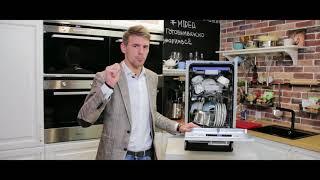 Обзор встраиваемой посудомоечной машины Midea MID45S510