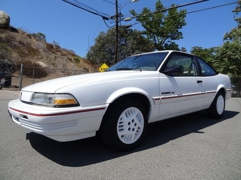 94 pontiac sunbird le 2 door coupe 2 0l 4cyl mpg 72 000 miles 2 owner test drive video review youtube 94 pontiac sunbird le 2 door coupe 2 0l