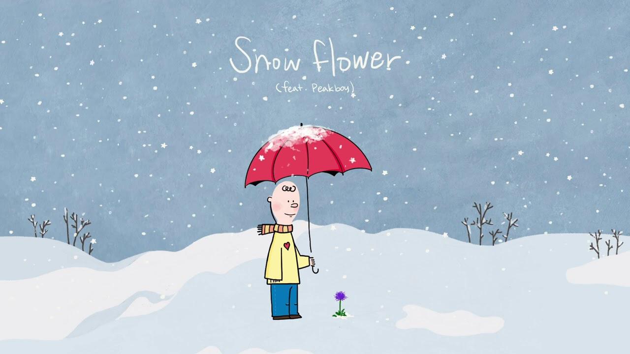 Snow Flower (feat. Peakboy) by V
