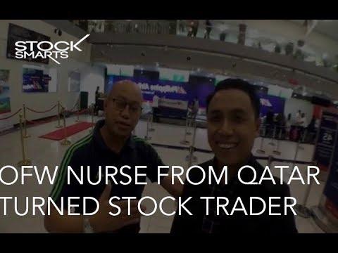 OFW NURSE FROM QATAR TURNED STOCK TRADER