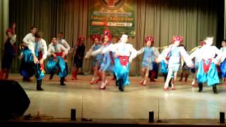 Український народний танець- Гопак.
