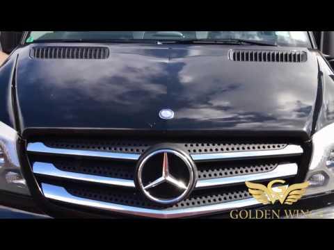 Los Angeles Mercedez-Benz Exective Jet Sprinter  Las Vegas San Francisco