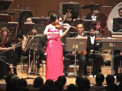 Bin Huang - Paganini Caprice No.5