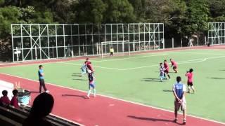 2015學界9人足球比賽 - 黃埔宣道VS油塘基法上半場