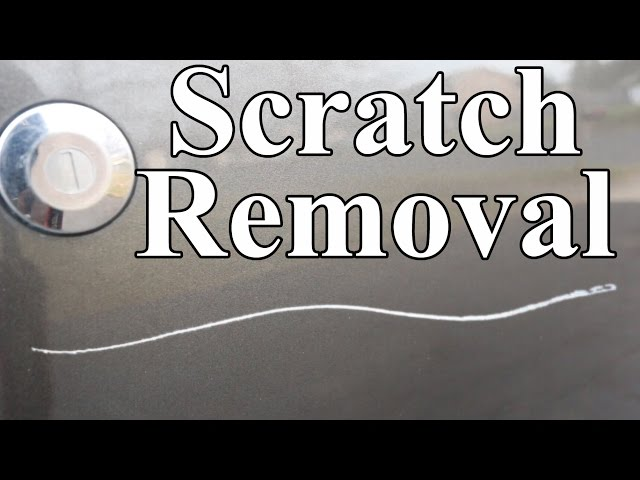 3 Easy Ways to Do Car Paint Scratch Repair at Home! | CAR