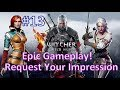 The Witcher 3! GamePlay - FUN - ! Get in and Get your Popcorn!