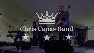 Chris Canas Band: Cloud 9 LIVE at the Tawas Blues Festival 2018