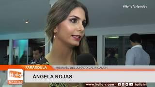 SRTA. HUILA AL REINADO DE BELLEZA 2018
