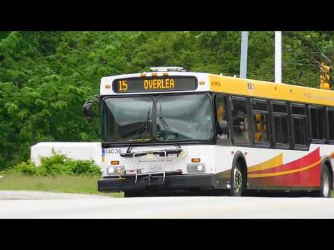 MTA Maryland: Bus Observations (May 2017) - Part 1/4  [#062]