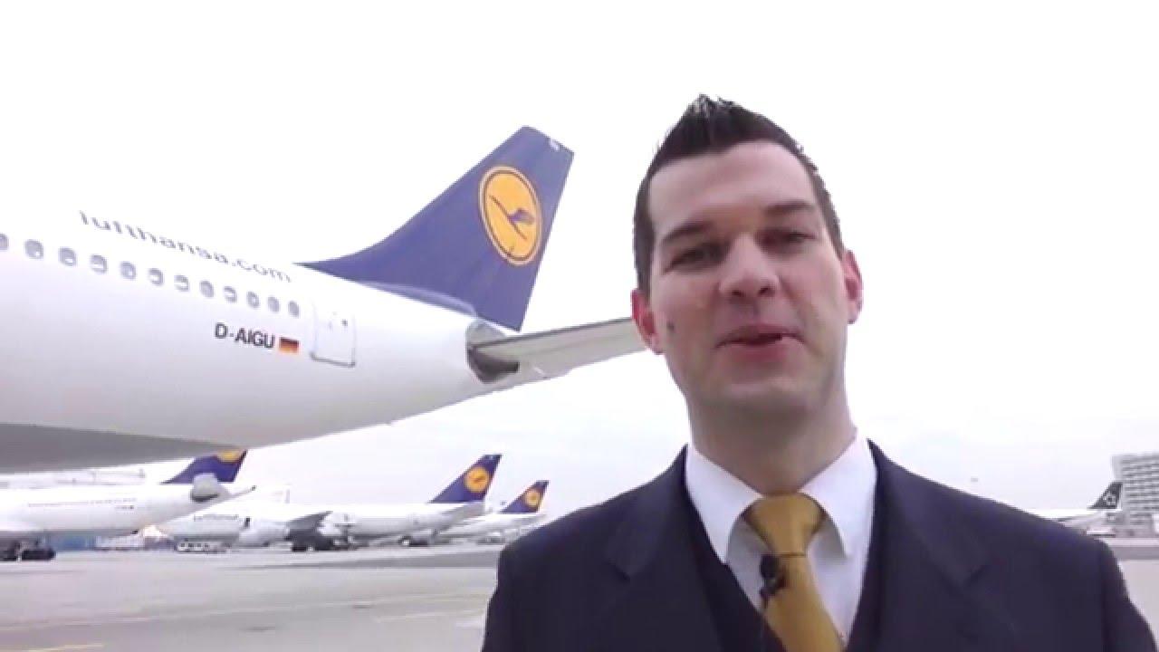 flugbegleiter auswahltag bei lufthansa - Lufthansa Bewerbung Pilot