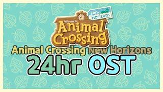 Animal Crossing New Horizons 🏕️ 24hr OST 🎵 🦄Peaceful Island BGM❣️