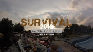 Survival 2013 by Camping Plein Soleil