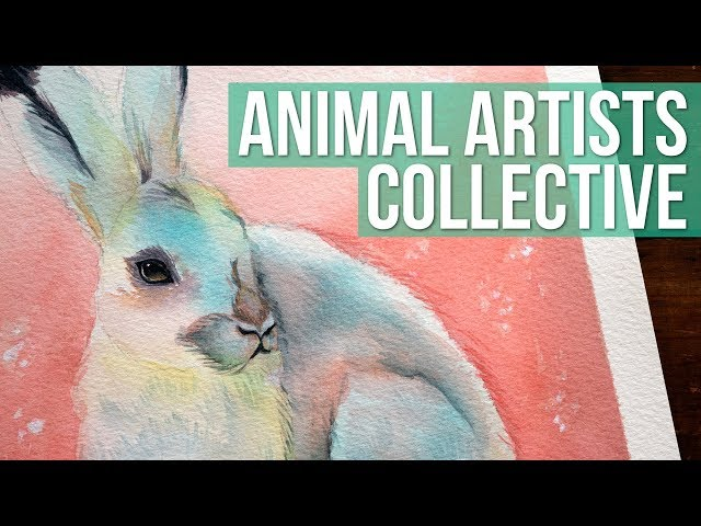 That time we lived in an RV - the Arctic Hare - Animal Artists Collective: The Poles