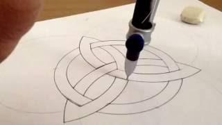 Celtic Trinity Knot- 3