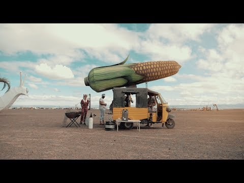 """Working Title"" Afrikaburn 2018"