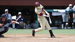 FSU Baseball Defeats UF 2-1 in Jacksonville