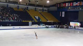 2019 Junior Worlds Exhibition Gala FINALE