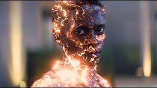 男子被爆炸能量入侵体内,下一秒瞬间化成火光灰烬,电影《x战警第一战》