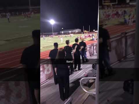McGehee High School Marching Band- Percussion Macorana