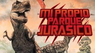 MI PROPIO PARQUE JURÁSICO | Mesozoica