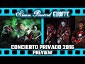 Concierto Privado 2016 Video Preview - Steam Powered Giraffe
