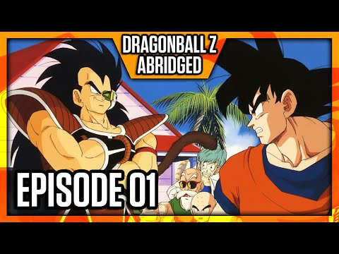 DragonBall Z Abridged: Episode 1 - TeamFourStar (TFS)