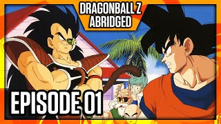 DragonBall Z Abridged: Episode 1 - TeamFourStar (TFS)