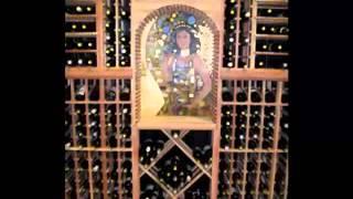 Vintner Designer Wine Rack Kit