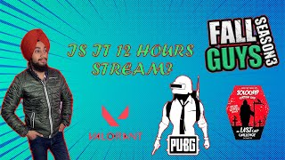 🔴🙏 #Wearewithfarmers | IS IT 12 HOURS STREAM ? | Try Something Different | PC & MOBILE GAMES🔥🔥❤