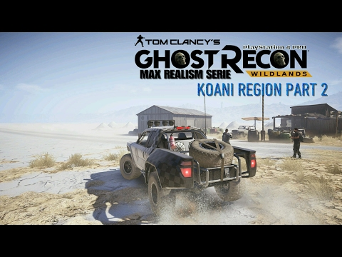 "Max Realism ""KOANI Region"" PART 2 (Ps4 Pro)"
