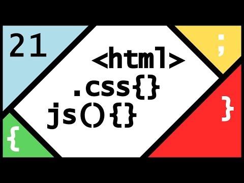 Osnove HTML, CSS I JavaScript #21 - Implementacija - Relativno I Apsolutno Pozicioniranje