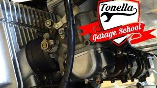 Tonella - SUZUKI GT750 1977 02(Regulagem e equalização dos carburadores, com ferramentas da NASA e da KATIA!, 2016-03-27T22:00:01.000Z)