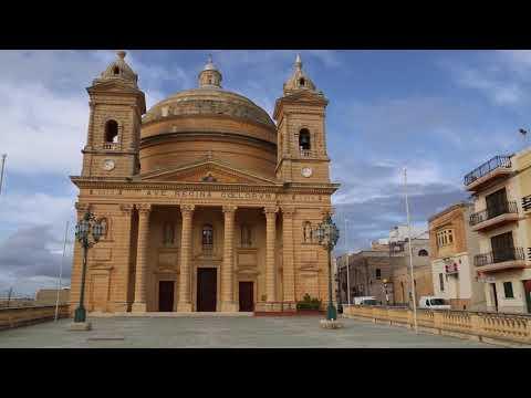 Malta Mgarr  City center / Malte Mgarr Centre ville