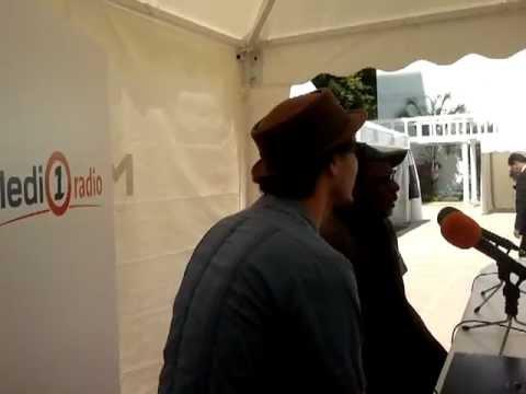Medi1 Radio - Festival Mawazine 2012, Interview Ebo Taylor