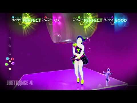 Nicki Minaj  Super Bass  Just Dance 4  Gameplay