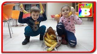 Quest Bogdan`s Show vs Jasmina Show la strans fructe!