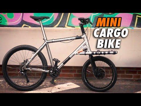 Compact Cargo Bike / Cycletruck