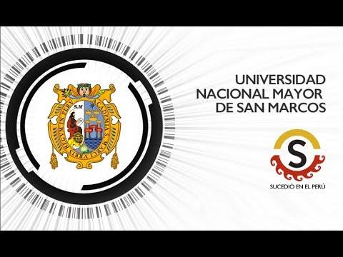 Sucedió en el Perú - Universidad de San Marcos