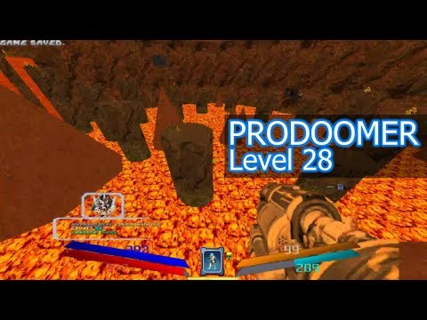 Prodoomer V3.1 - [Level 28] - Platforming, Platforming, Oh And More Platforming!